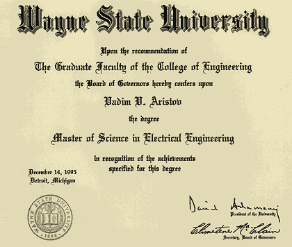 Science masters thesis
